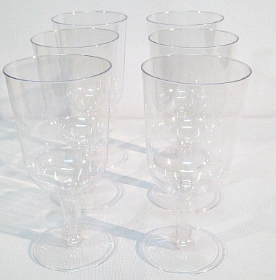 Quality Plastic Wine Glasses Geelong Party Supplies
