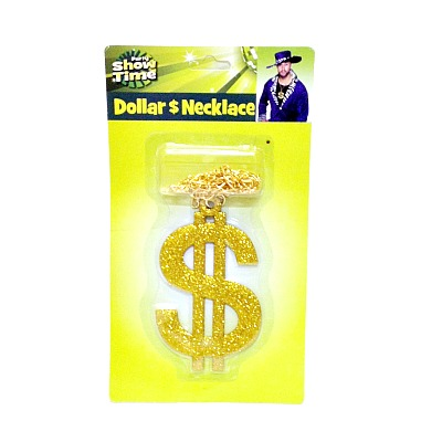 Dollar $ Necklace