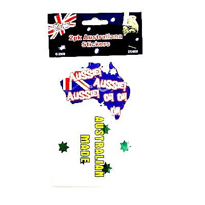 Australian Stickers