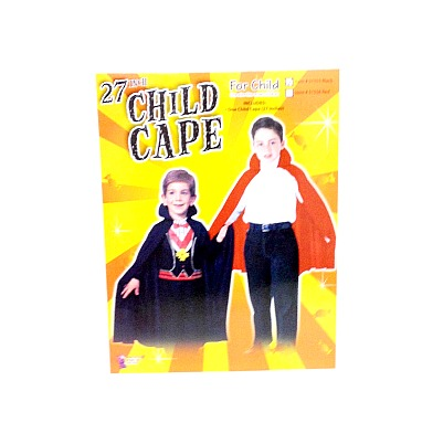 Cape Black for Child