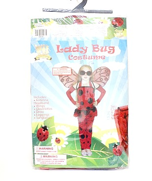 Costume Lady Bug