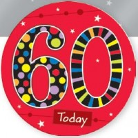 Badge 60 Today