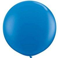 Balloon Mega Royal Blue 90cm