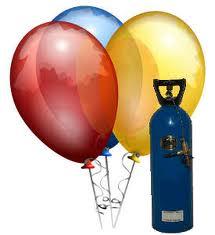 Hire Helium Tank 50 Balloons