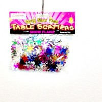 Snow Flake Multi Colour