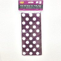 Cello Party Bags Purple