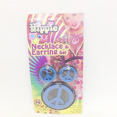 Hippie Necklace & Earring