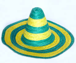 Sombrero Green & Gold