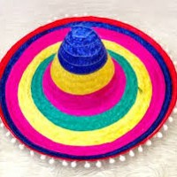 Sombrero Multi Coloured