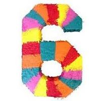 Piñata Number 6