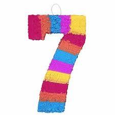 Piñata Number 7