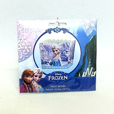 Frozen Treat Boxes