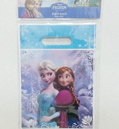 Frozen Party Bags